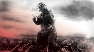 Godzilla, of course.